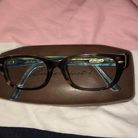 5af2c7403d99 Eddie Bauer Accessories - Eddie Bauer Tortoise Shell Glasses